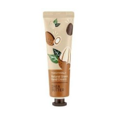 Tony Moly Крем для рук с маслом Ши Natural Green Hand Cream Shea Butter