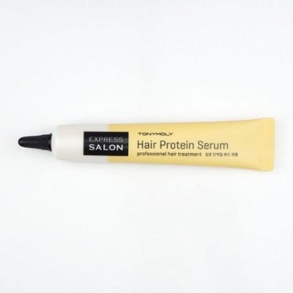 Tony Moly Восстанавливающая сыворотка для волос с протеинами Express Salon Hair Protein Serum, 20