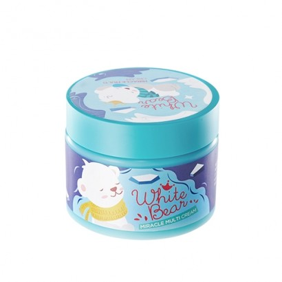 Miracle Multi Cream (white Bear), 50мл