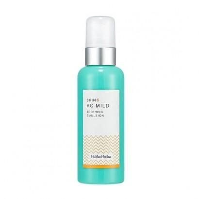 Успокаивающая эмульсия для проблемной кожи Skin & AC Mild Soothing Emulsion, 130