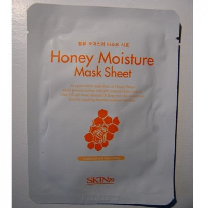 Honey Moisture Mask Sheet / Тканевая маска с медом, 20мл