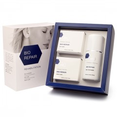 Bio Repair Kit (gel cleanser 125ml, day 50ml, night 50ml)