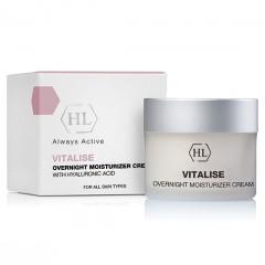 Vitalise Overnight Moisturizer Cream \ Крем с гиалуроновой кислотой