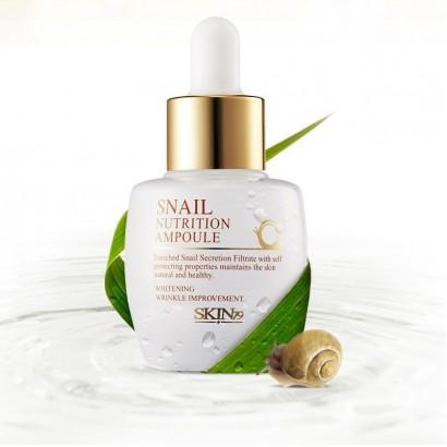 Snail Nutrition Ampoule / Регенерирующая сыворотка с экстрактом улитки, 30мл