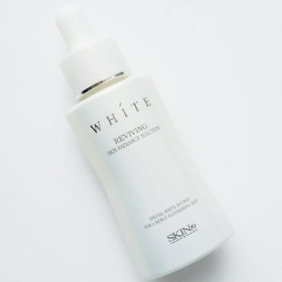 White Reviving Skin Radiance Solution / Увлажняющая сыворотка для осветления пигментации, 30мл
