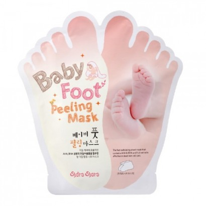 Smooth Baby Foot Peeling Mask, 40мл