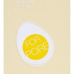 Tony Moly Очищающая наклейка для носа Egg pore nose pack