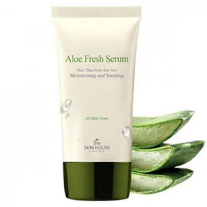 Aloe Fresh Serum (tube) / Увлажняющая сыворотка с экстрактом алоэ (туба), 50мл
