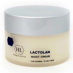 Lactolan Moist Cream For Oily / Увлажняющий крем для жирной кожи