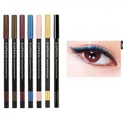 Waterproof Jelly Pencil Eyes 04 / Карандаш-подводка, оттенок 04-голубой, Сияющий водостойкий, 1,7г