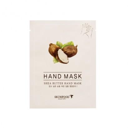 Маска для рук с маслом Ши Shea Butter Hand Mask, 16
