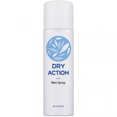Дезодорант-спрей Dry Action Deo Spray