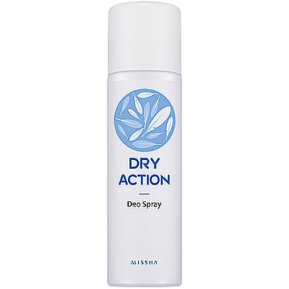 Дезодорант-спрей Dry Action Deo Spray, 100