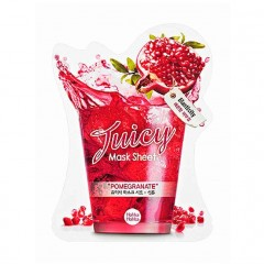 Тканевая маска с экстрактом граната Juicy Mask Sheet Pomegranate