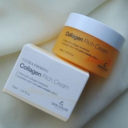 Ultra Firming Rich Cream / Коллагеновый крем от морщин, 30мл