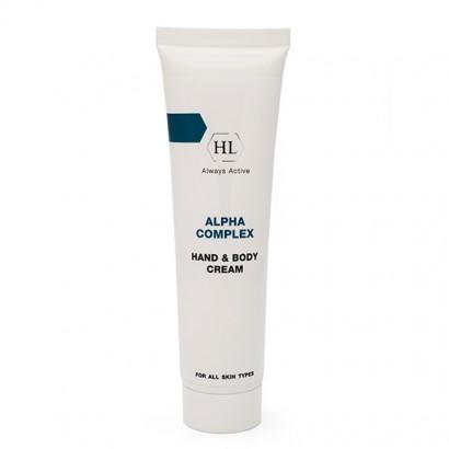 Alpha Complex Hand&Body Cream / Крем для рук и тела, 100мл