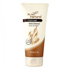 Natuer Be Oatmeal Cleanser / Пенка для умывания с экстрактом овса