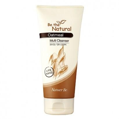 Natuer Be Oatmeal Cleanser / Пенка для умывания с экстрактом овса, 180мл