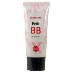 Увлажняющий ББ крем с эффектом сияния Shimmering Petit BB