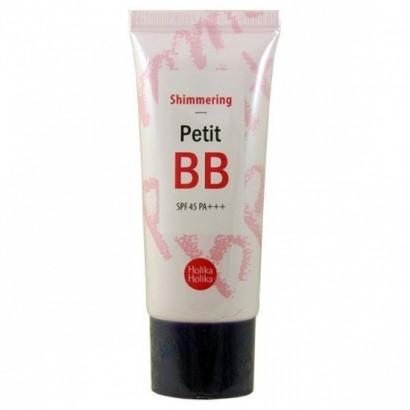 Увлажняющий ББ крем с эффектом сияния Shimmering Petit BB, 30