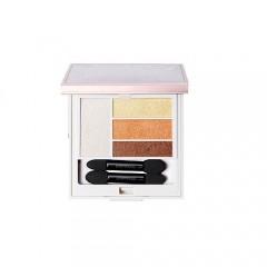 Delicate Luminous  Blooming Shadow 02- Orange Flora / Палетка теней для век, оттенок Оранжевая флора