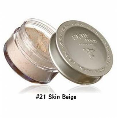 Рассыпчатая пудра для жирной и комбинированной кожи Buckwheat Loose Powder #21 Skin Beige, 23