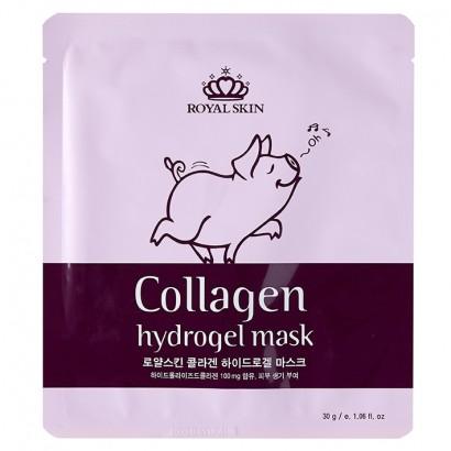 Collagen hydrogel mask / Восстанавливающая маска с коллагеном, 30гр