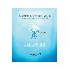 Гидрогелевая маска с экстрактом медузы Marine Food Gel Mask Jellyfish