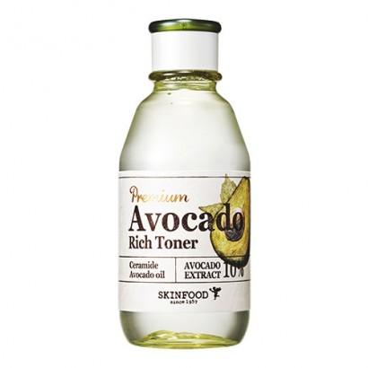 Тоник для увлажнения и питания сухой и обветренной кожи Premium Avocado Rich Toner, 180