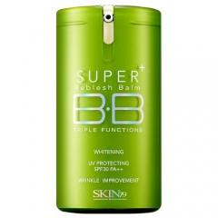 Super Plus Beblesh Balm Triple Functions Green SPF30 PA++ / ББ крем для кожи с расширенными порами