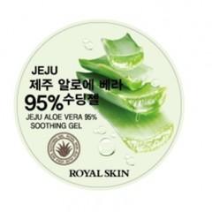 Jeju Aloe Vera 95% Snoothing Gel / Крем-гель с экстрактом 95% алое