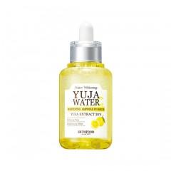 Осветляющая ампульная сыворотка с витамином С Yuja water serum