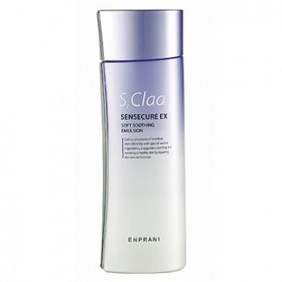 S,Claa Sencecure Ex Soft Soothing Emulsion / Смягчающая эмульсия для чувсвительной кожи, 140мл
