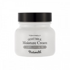 Tony Moly Крем увлажняющий крем на основе козьего молока Naturalth Goat Milk Moisture Cream