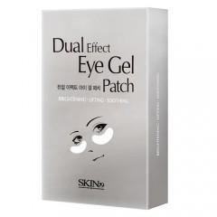 Dual Effect Eye Gel Patch / Гелевые патчи для глаз