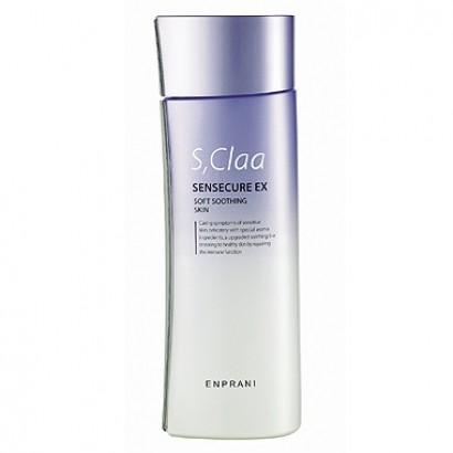 S,Claa Sencecure Ex Soft Soothing Skin / Смягчающий тоник для чувсвительной кожи, 140мл