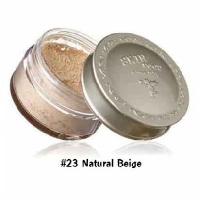 Рассыпчатая пудра для жирной и комбинированной кожи Buckwheat Loose Powder #23 Natural Beige, 23