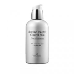 Homme Innofect Control Skin / Мужской матирующий тонер для сухой кожи