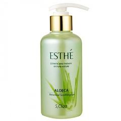 S,Claa Esthe Aloeca Cleansing Foam / Пенка для умывания с экстрактом алоэ