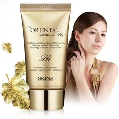 The Oriental Gold Plus BB Cream SPF30 PA++(tube) / Лифтинговый ББ крем с экстрактами восточных растений, 40 гр