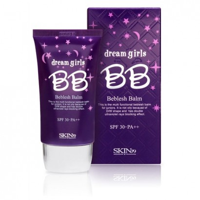 DREAM GIRLS BEBLESH BALM SPF30 PA++ / ББ крем для молодой проблемной кожи, 43мл