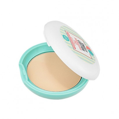 Пудра Sweet Cotton Sebum Clear Pact (02), 7
