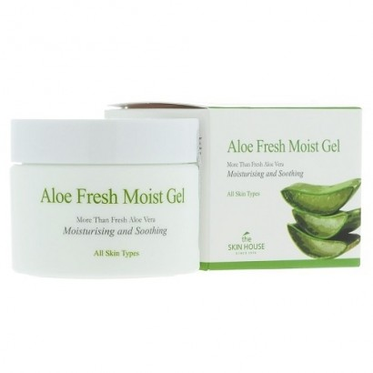 Aloe Fresh Moist Gel / Крем-гель для лица с экстрактом алоэ, 50мл