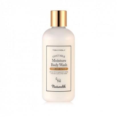 Tony Moly Гель для душа с козьим молоком Naturalth Goat Milk Moisture Body Wash, 300