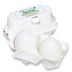 Мыло-маска для лица с яичным белком Smooth Egg Skin Egg Soap(50G*2) White