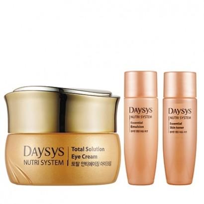 Daysys Nutri System Total Solution Eye Cream / Крем для глаз с эфирными маслами +миниатюры, 30мл