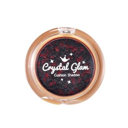 Crystal Glam Cushion Shadow (BK0  Glam Black), 2.8гр