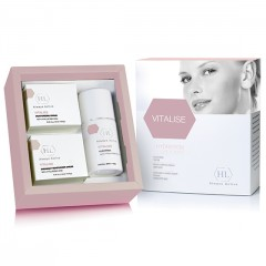 Vitalise Kit (Cleanser, Overnight Moisturizer Cream, Moisturizer Cream)