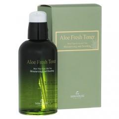 Aloe Fresh Toner / Успокаивающий тонер с экстрактом алое