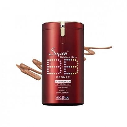 Super Plus Beblesh Balm Bronze SPF50+ PA+++ / ББ крем с эффектом бронзатора, 40 гр